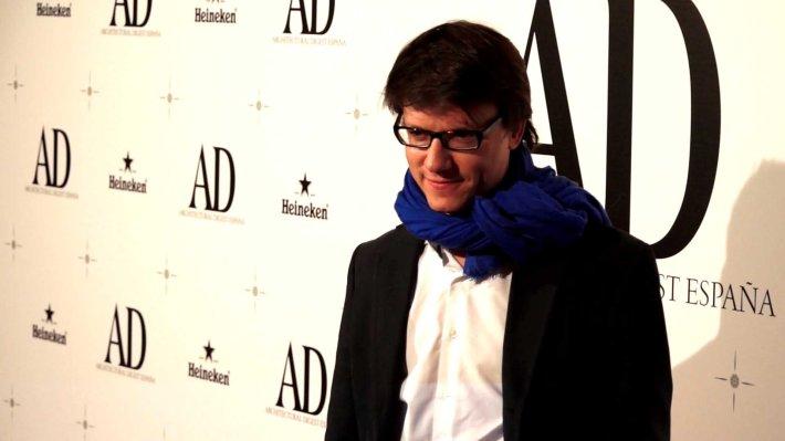 el diseñador de lámparas, entre otros, recibió el premio HEINEKEN 2014 para nuevos valores
